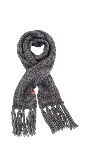 Elkline Schalplatte sjaal Dames grijs